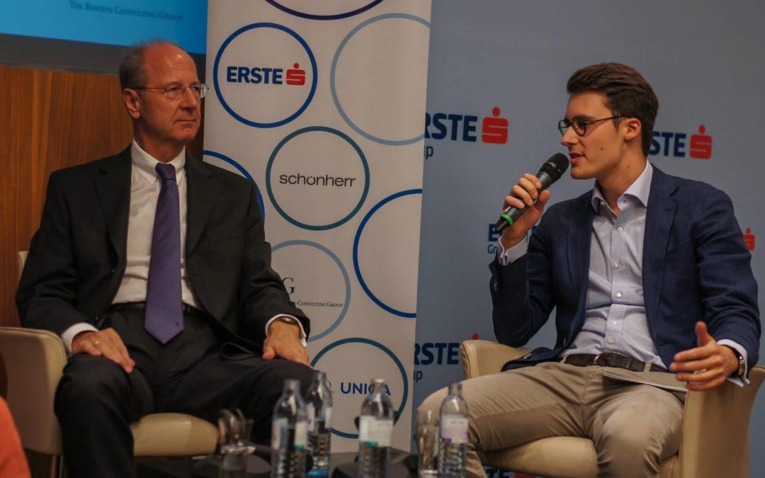 Talk mit Hans Dieter Pötsch