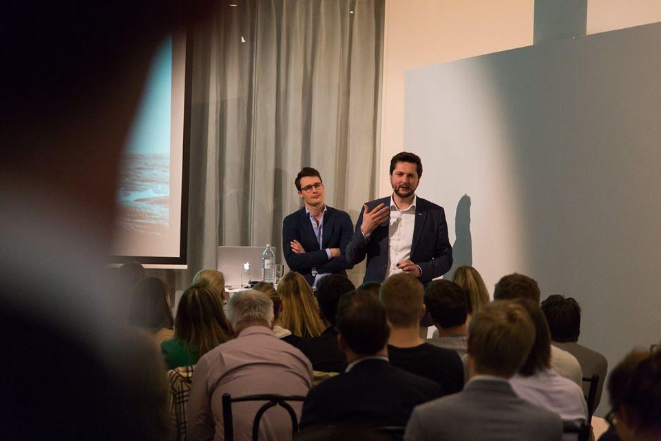 Talk mit Damian Izdebski