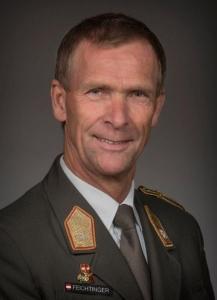 Brigadier Dr. Walter Feichtinger